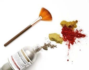 OATS + BAMBOO CHARCOAL 3 in 1 Scrub Grains |100% Natural | Vegan | Clay Scrub | Facial Scrub | Acne Prone Skin | Oily Skin | Facial Cleanser