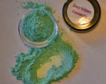 Ariel Shimmer Mineral Eyeshadow Cruelty-Free, Vegan, All-Natural Mineral Makeup