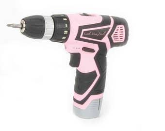 Little Pink® 12v Li-ion Cordless Drill