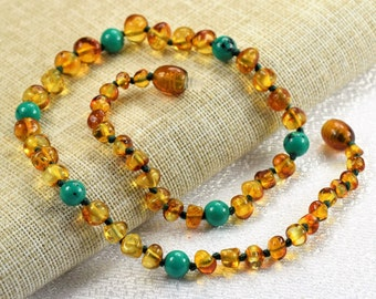 Amber teething necklace.  Baltic amber adult necklace. Amber necklace. Baltic amber necklace. Amber. Amber Jewelry