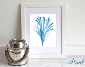 Home Printable | Coral