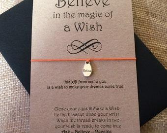 Wish Sting Inspiration Bracelet - Belive ......