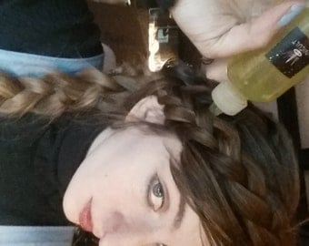 Magic Hair Growth Potion