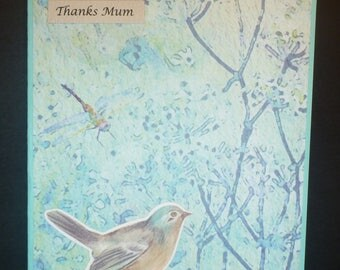 Turquoise Bird Mother's Day 2463