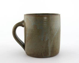 Coffee Mug, ceramic mug, mug for hot drink, handmade ceramic mug, pottery cup, beer mug, tea cup (A-mug-11)