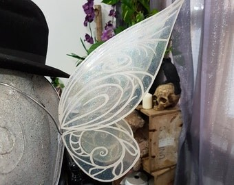 Pixie Hallow, Rosetta Inspired Fairy Wings - Made to Order