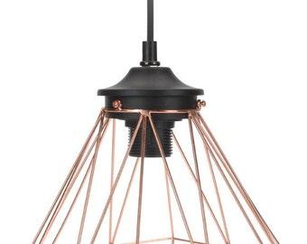 Lamp metal geometry Copper