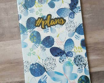 Lined Plan Notebook