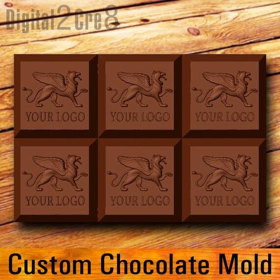 Oz Chocolate Bar Molds
