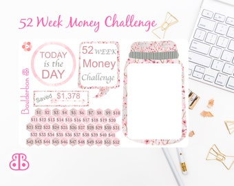 52 Week Money Challenge | 01