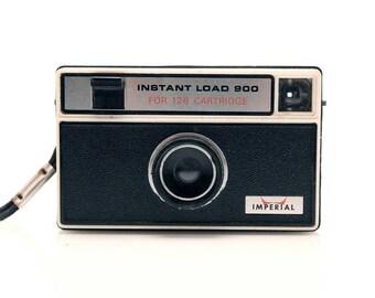 Imperial - Kodak Instamatic - 126 film - Vintage Camera