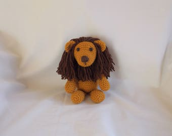 Crochet Lion, Amigurumi Lion, crochet lion soft toy, lion soft toy, lion plushie, READY TO POST in 2 - 3 days