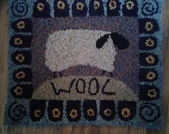 Sheep on Wool Hill Pattern