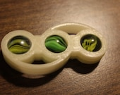 Minamilst Wave Marble EDC spinner Fidget: 3D printed for work, Autism, ADHD, SPD, stress toy, fiddle,