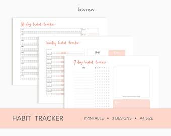 Peach - Habit Tracker