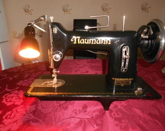 Sewing machine with lighting
