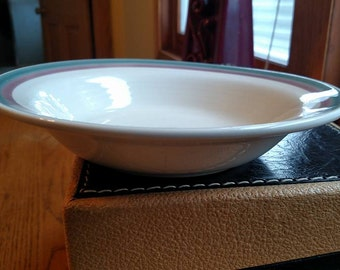 Pfaltzgraff Juniper Pattern soup/salad bowl