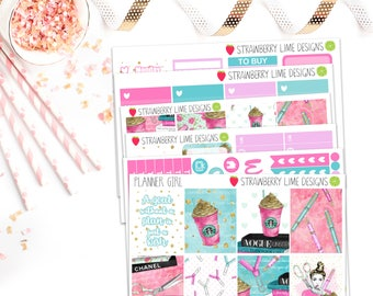 Planner Girl Collection - Deluxe Kit