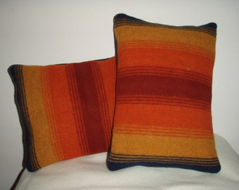 Grand Canyon National Park Blanket Pillow Covers made with Pendleton® fabric