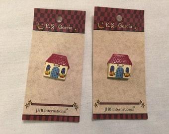 JHB 2 House Buttons B05