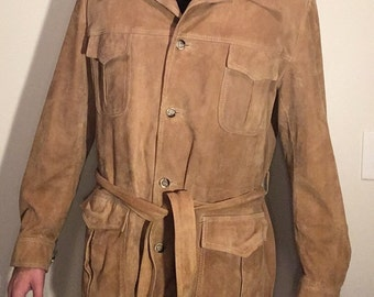 Vintage 70s MacNeil and Moore Milwaukee Leather Jacket