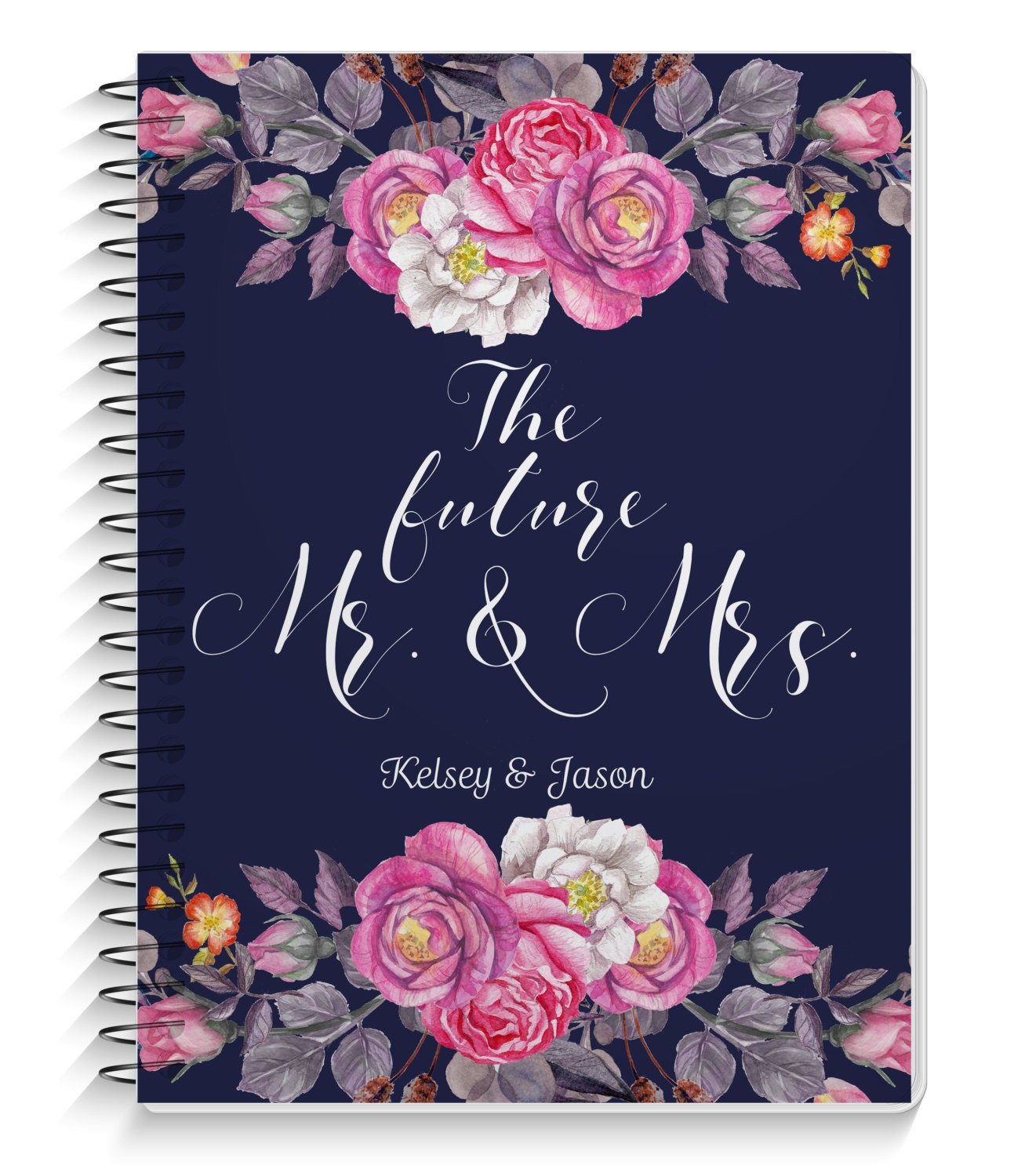 Wedding Planner Wedding Planning Book Personalized Cover