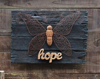 The hope Butterfly
