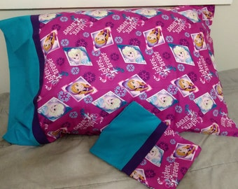 Disney Frozen Pillowcase Sets