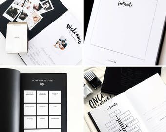 PREORDER** My Little Baby Book, Baby Memory Book, Baby Journal, Pregnancy Journal, Baby Keepsake