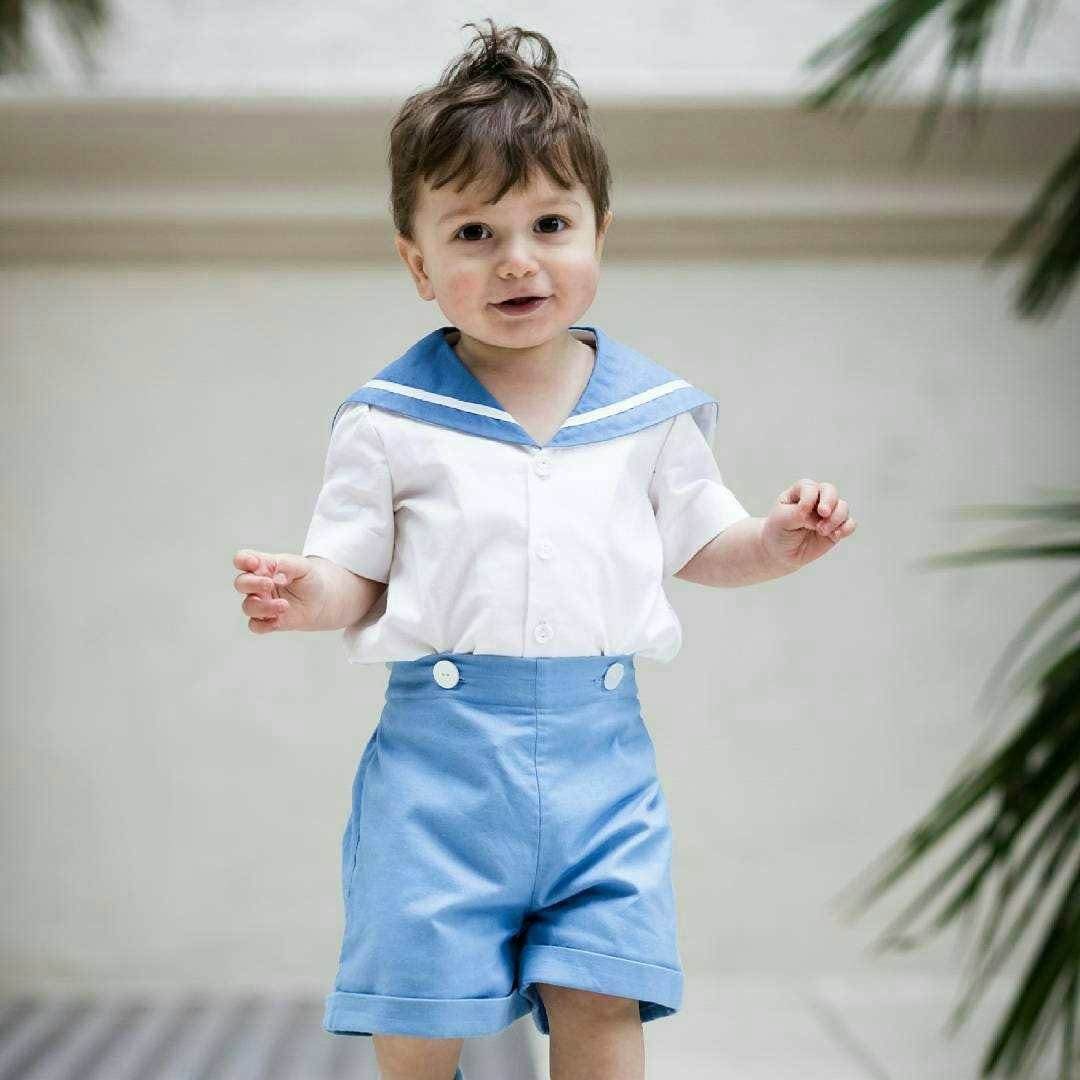 Christening Outfit First Birthday Page Boy Ring Bearer