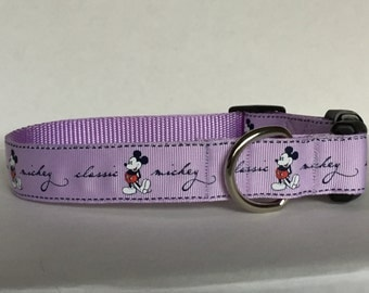 Classic Mickey Mouse 1 inch Collar