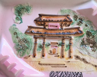 OKINAWA ASHTRAY
