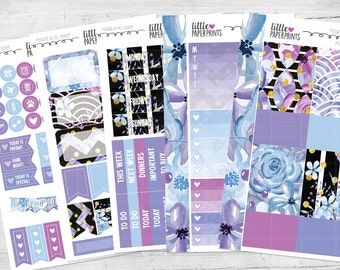 "PERSONAL KIT | ""Flowers in Full Bloom"" Glossy Kit 