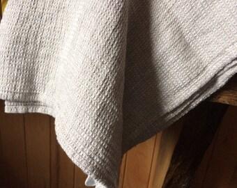 70cm x 130cm 100% linen towel Natural linen bath towel Sauna towel eco friendly flax towel