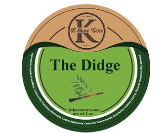The Didge Shave Soap