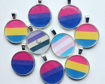 Pride pendants