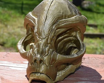 Skull Wars: Creepy Cloner by 3DKitBash