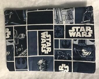Star Wars catnip mat