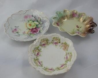 Vintage Ceramic Bowls one Steubenville Smaller sized.