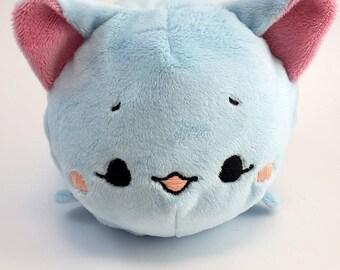 Kawaii cat plushie / loaf