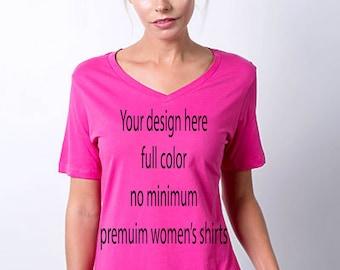 Items similar to family reunion shirts family vacation for No minimum t shirt printing