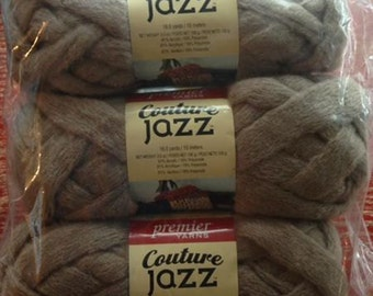 Couture Jazz Super Chunky Yarn-QTY 3