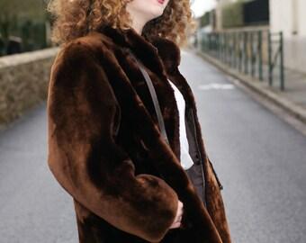 Coat fur Créations SPRUNG FRÉRES PARIS