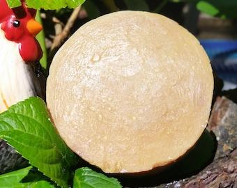 Natural Shampoo Bar - Mango Peach Natural Shampoo - Natural Hair, Shampoo Bar, Curly Hair Shampoo, Natural Hair Care, Bar Shampoo, No Poo