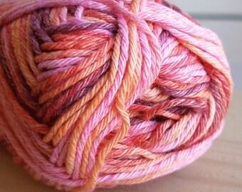 Linen Yarn Cotton Multicolour Knitting Supplies Crocheting Craft Yarn Summer yarn Summer Knitting Crochet Yarn Baby Yarn