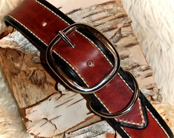 Leather Dog Collar - Custom Pet Collars For Your Beast Friend