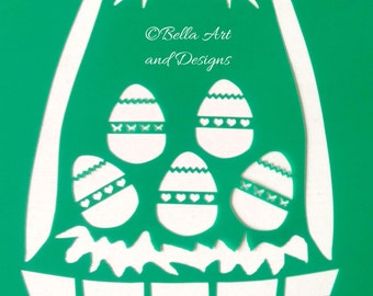 List 2 - Easter Stencils *Free gift with every order*