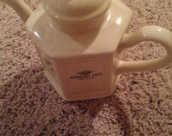 Ahmad's London tea pot