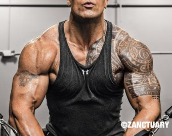 Polynesian Temporary Tattoo Sleeve Maori Tattoo Sleeve Men Temporary Tattoo Chest Fake Tattoo Sleeve Faux Tatouage Temporaire ZANCTUARY