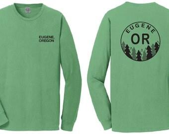 Green Eugene Long Sleeves